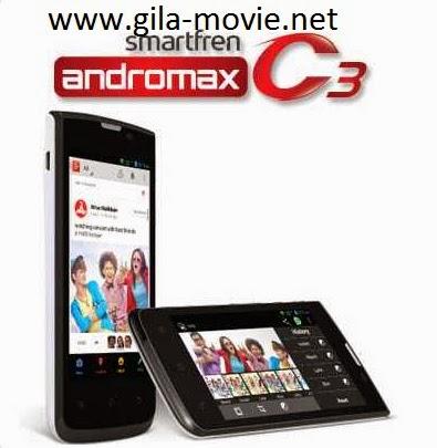 Cara Root Dan Install CWM Andromax C3 | Cinema2D | MULTIMEDIA